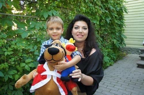 Семья и дети Екатерины Скулкиной фото