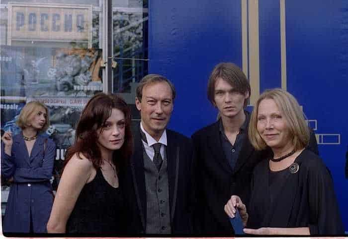 Семья и дети Филиппа Янковского фото