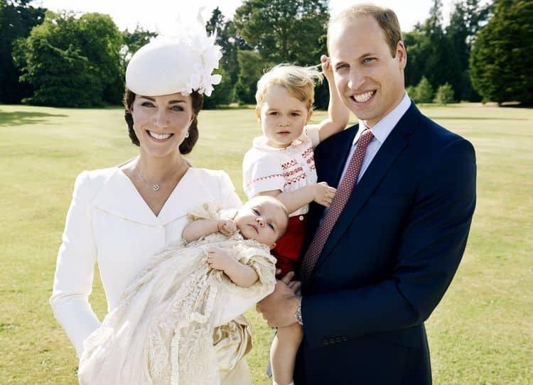 Семья и дети Кейт Миддлтон фото