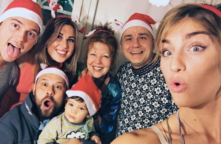 Семья и дети Кирилла Плетнёва фото