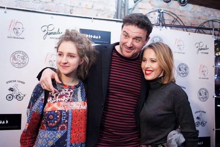 Семья и дети Максима Виторгана фото