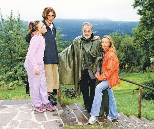 Семья и дети Натальи Андрейченко фото