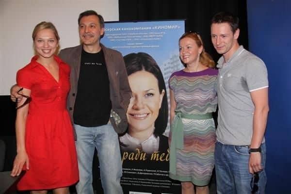 Семья и дети Сергея Чонишвили фото
