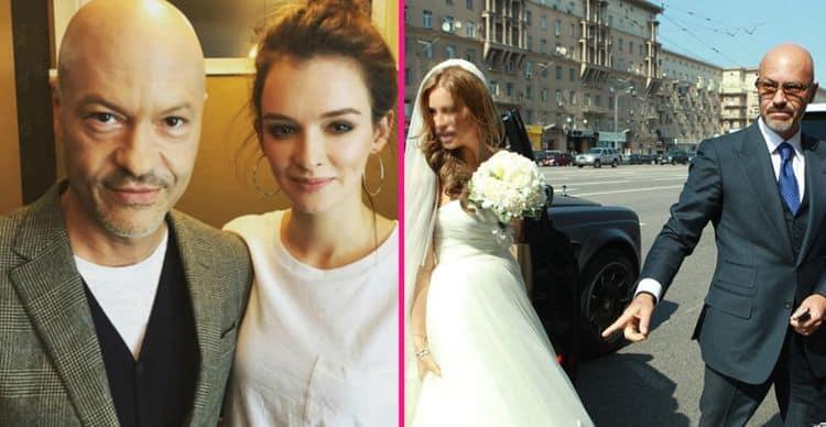 Свадьба Паулины Андреевой фото