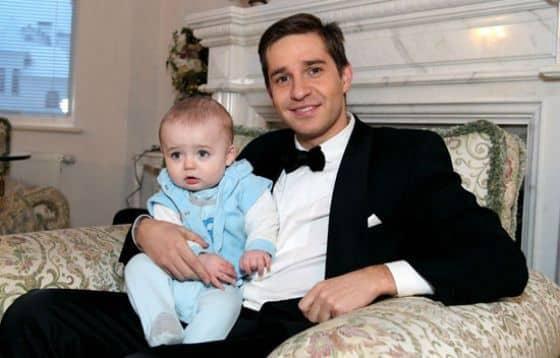 Сын Александра Ратникова – Никита фото