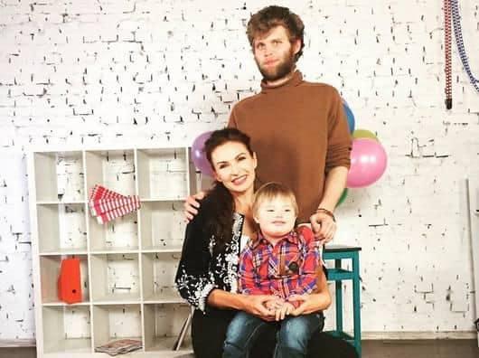 Сын Эвелины Бледанс – Николай Бледанс фото