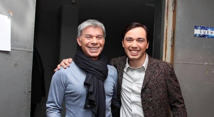 Сын Олега Газманова – Родион Газманов фото