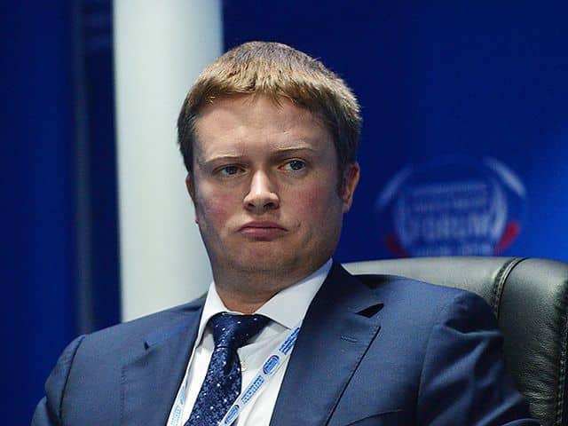 Сын Сергея Иванова – Александр Иванов фото