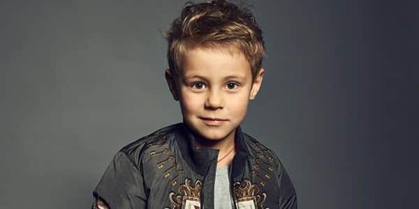 Сын Тины Кароль – Вениамин фото