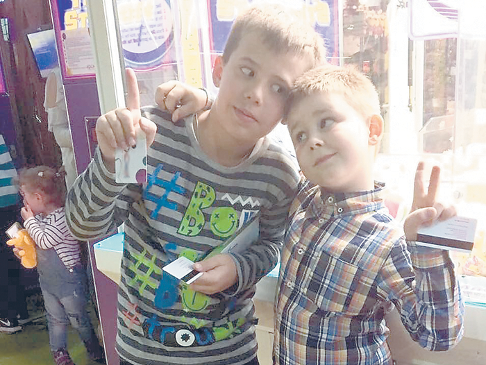 Сыновья Кирилла Плетнёва – Георгий, Фёдор, Александр фото