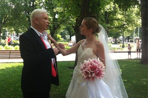 У Бориса Моисеева муж или жена фото