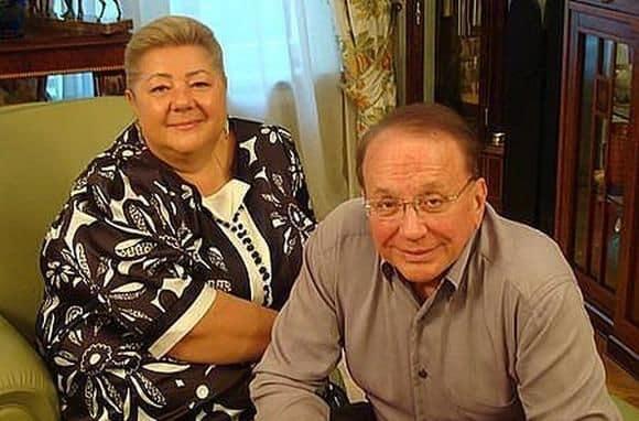 Жена Александра Маслякова – Светлана Маслякова фото