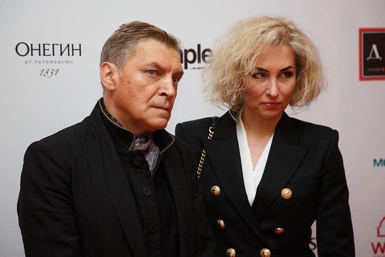 Жена Александра Невзорова – Лидия Невзорова фото