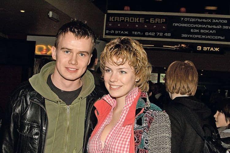 Жена Алексея Бардукова – Анна Старшенбаум фото
