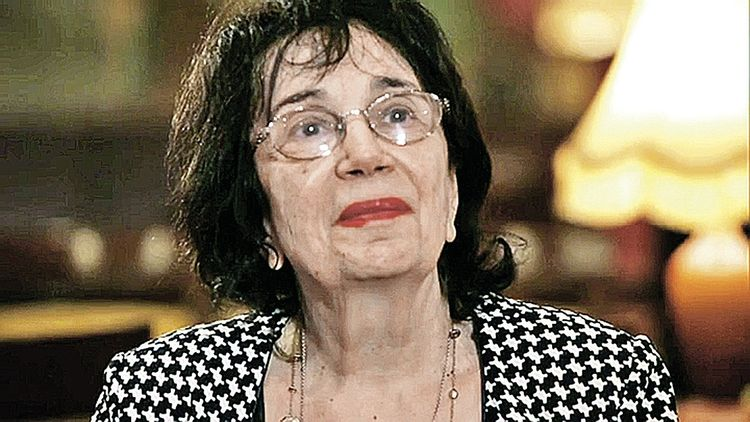 Жена Алексея Баталова (актер) - Гитана Леонтенко фото