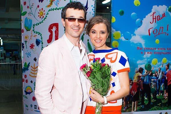 Жена Егора Бероева – Ксения Алферова фото
