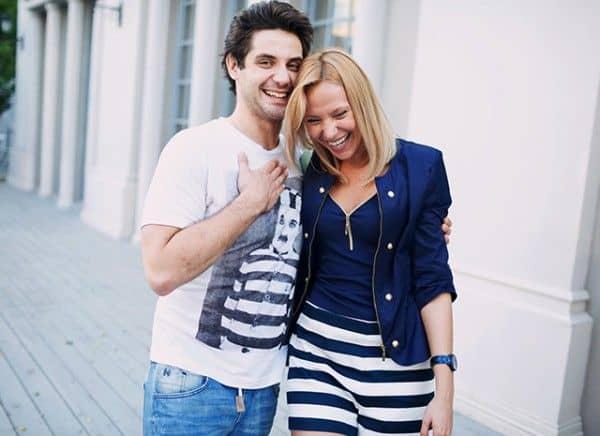 Жена Марка Богатырева фото