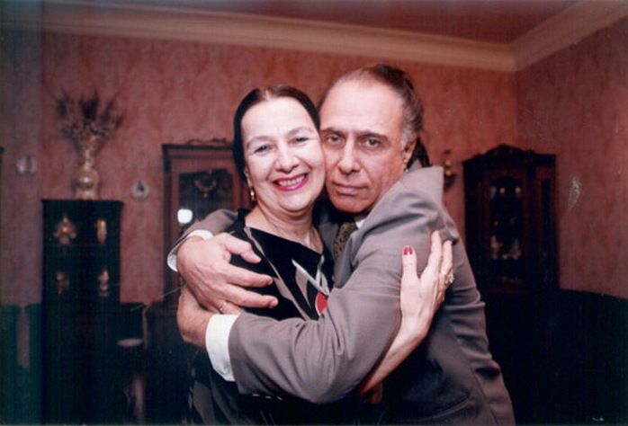 Жена Николая Сличенко – Тамила Агамирова фото
