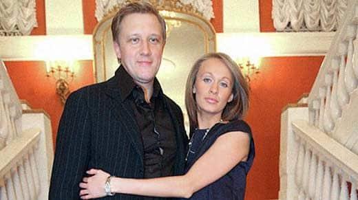 Жена Сергея Горобченко – Полина Невзорова фото