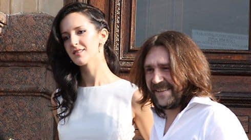 Жена Сергея Шнурова – Елена Мозговая фото