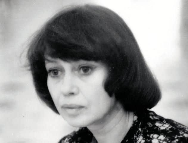 Жена Юрия Богатырева (актер) – Надежда Серая фото