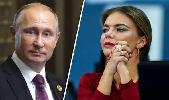 Алина Кабаева стала любовницей Путина фото
