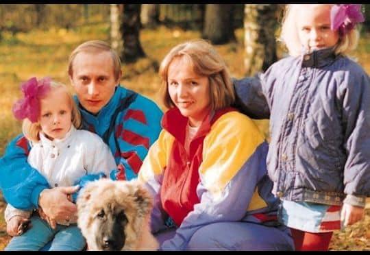 Биография Марии Путиной фото