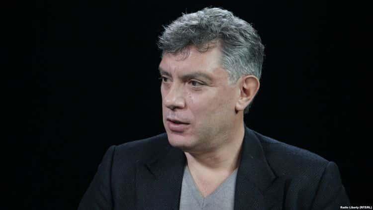 Борис Немцов о Путине и Кабаевой фото