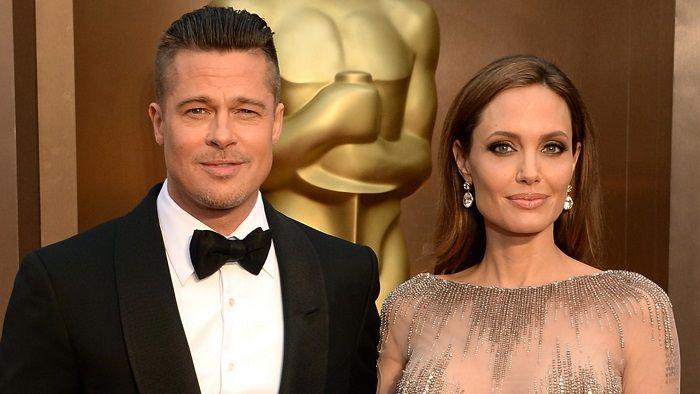 Бывший муж Анджелины Джоли – Брэд Питт фото