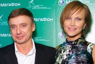 Бывший муж Екатерины Семёновой – Антон Табаков фото