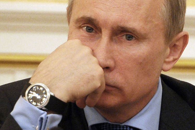 Часы Путина, фото и их цена