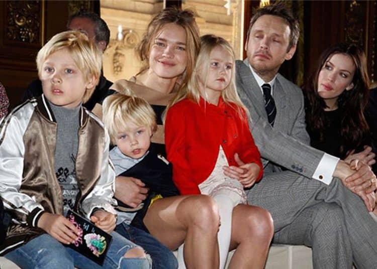 Дети Натальи Водяновой фото
