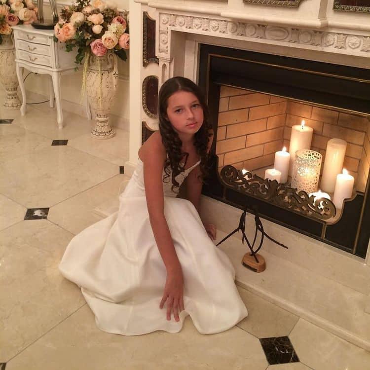 Дочь Анастасии Волочковой – Ариадна фото