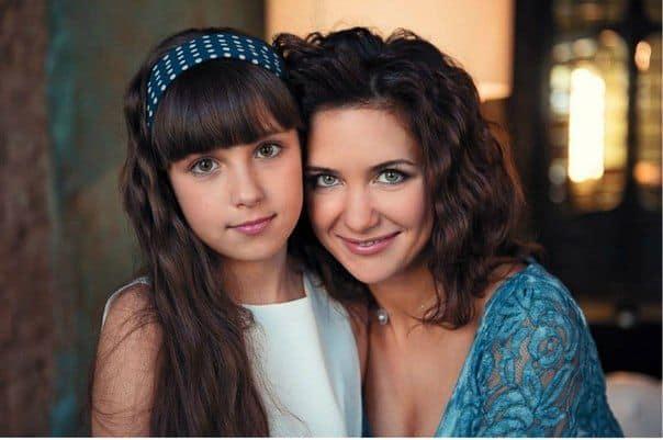 Дочь Екатерины Климовой – Елизавета Хорошилова фото