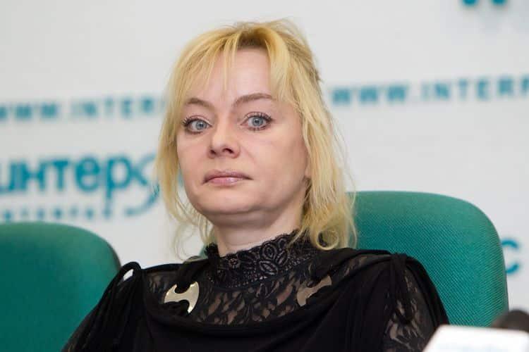 Дочь Евгения Евстигнеева – Мария Селянская фото