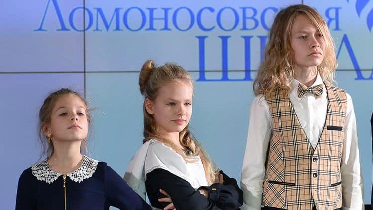 Дочь Владимира Соловьева – София-Бетина Соловьева фото
