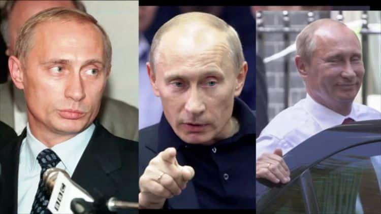 Где настоящий Путин фото