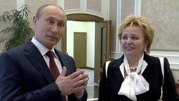 Интервью Людмилы Путиной о смерти Путина фото