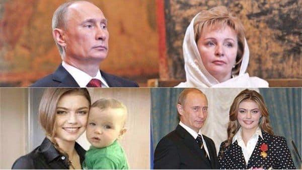 Людмила Путина о Кабаевой фото