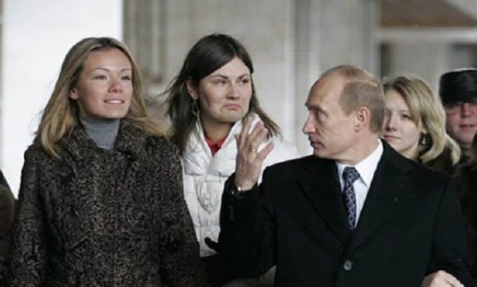 Муж Марии Путиной фото