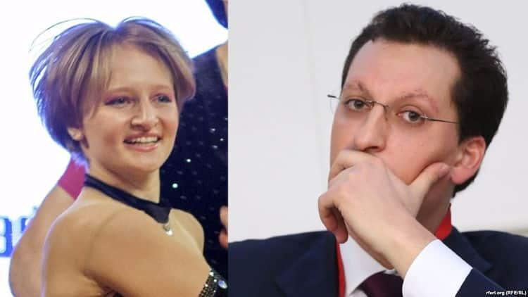 Мужья дочерей Путина фото