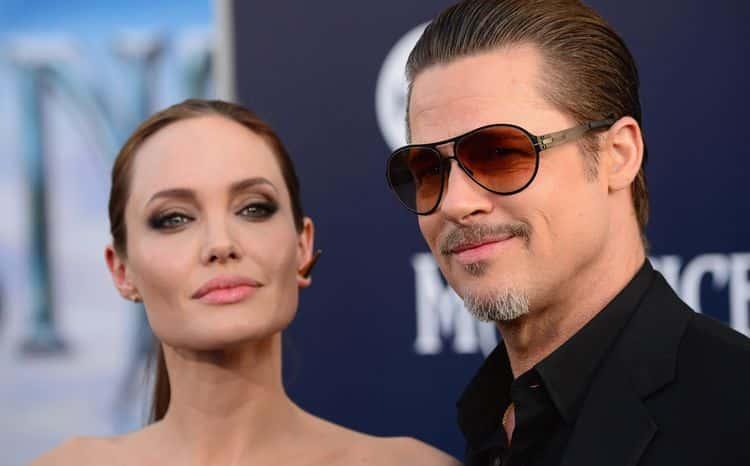 Развод Брэда Питта и Анджелины Джоли - последние новости фото
