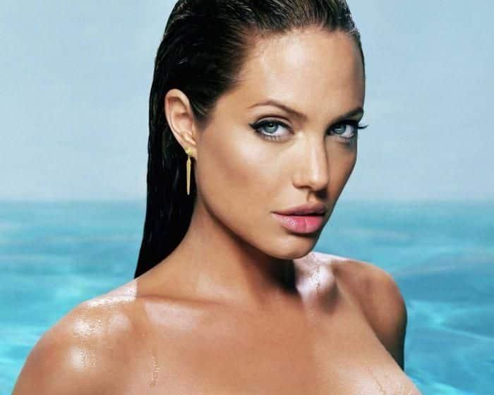 Рост, вес, возраст. Сколько лет Анджелине Джоли фото