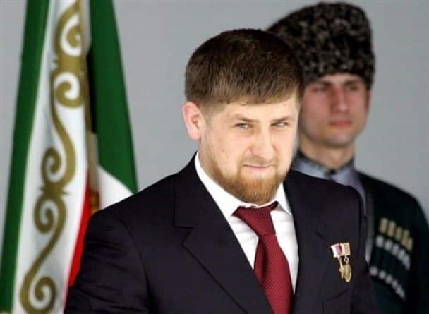 Рост, вес, возраст. Сколько лет Рамзану Кадырову фото