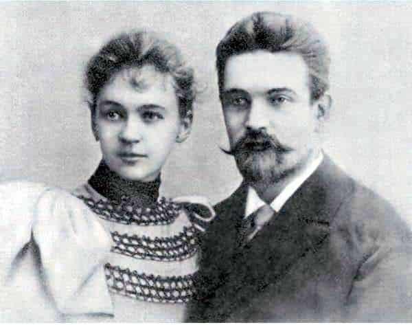 Семья Любови Орловой фото