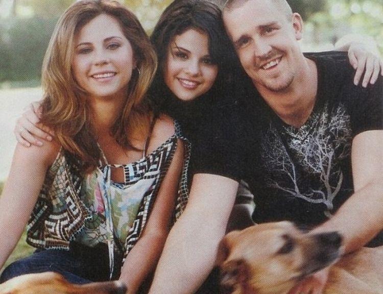 Семья Селены Гомес фото