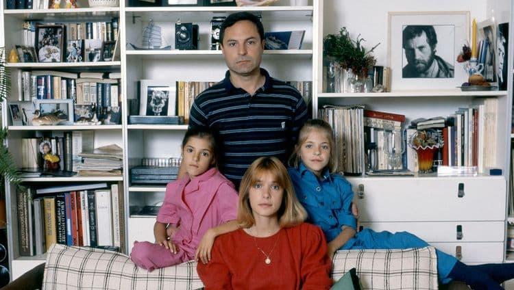 Семья Веры Глаголевой фото
