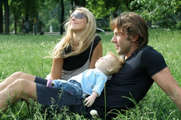 Семья и дети Андрея Малахова фото
