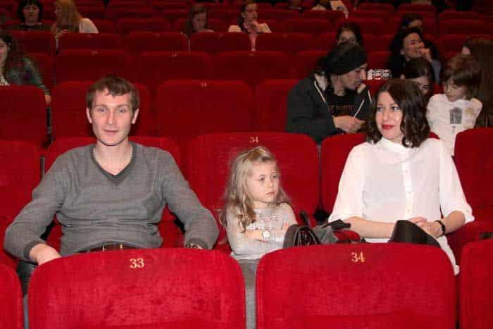 Семья и дети Николая Наумова фото