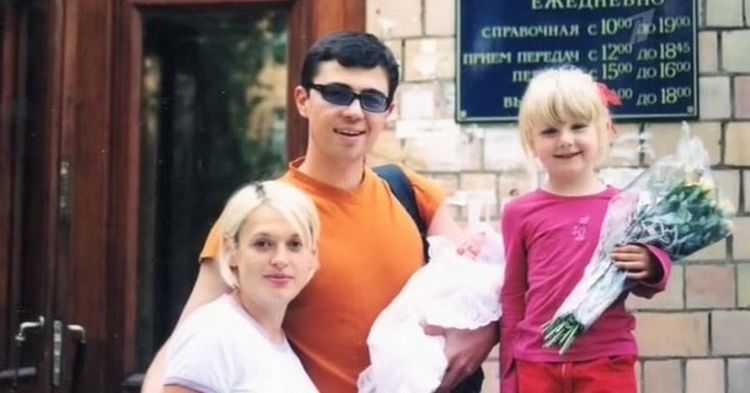 Семья и дети Сергея Бодрова фото